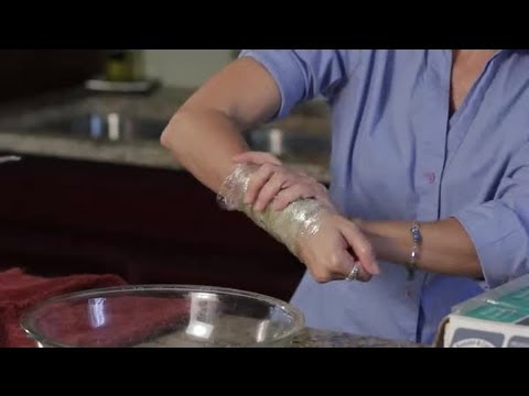 At-Home Body Wrap Recipe : Herbal Remedies