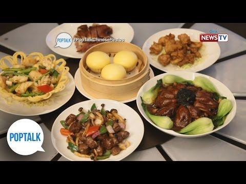 PopTalk: Premium Chinese restaurant food crawl