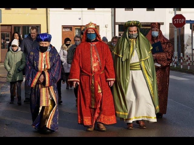 Trzej Królowie w Rudniku nad Sanem