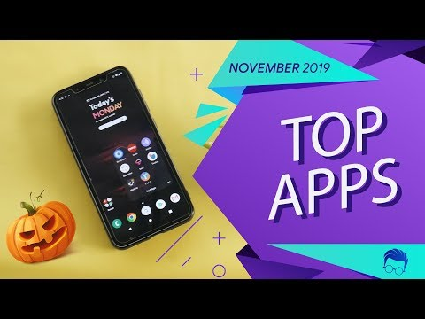 Top 8 Must Have Android Apps November 2019
