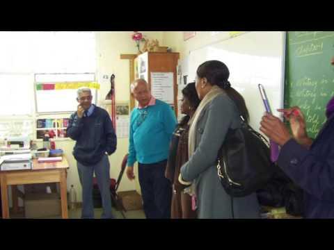 Prophetess Sarah Morgan - Cape Town, South Africa 2016 Women of Vision Global Initative