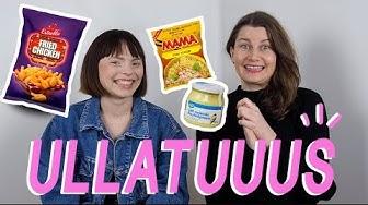 YLLÄTTÄVÄT VEGAANITUOTTEET #2 - Lihanuudeleita ja kanasipsejä?!