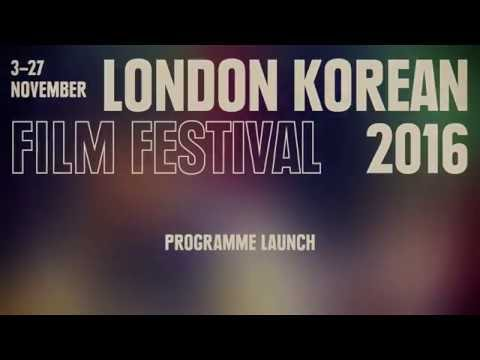 London Korean Film Festival 2016 Press Launch