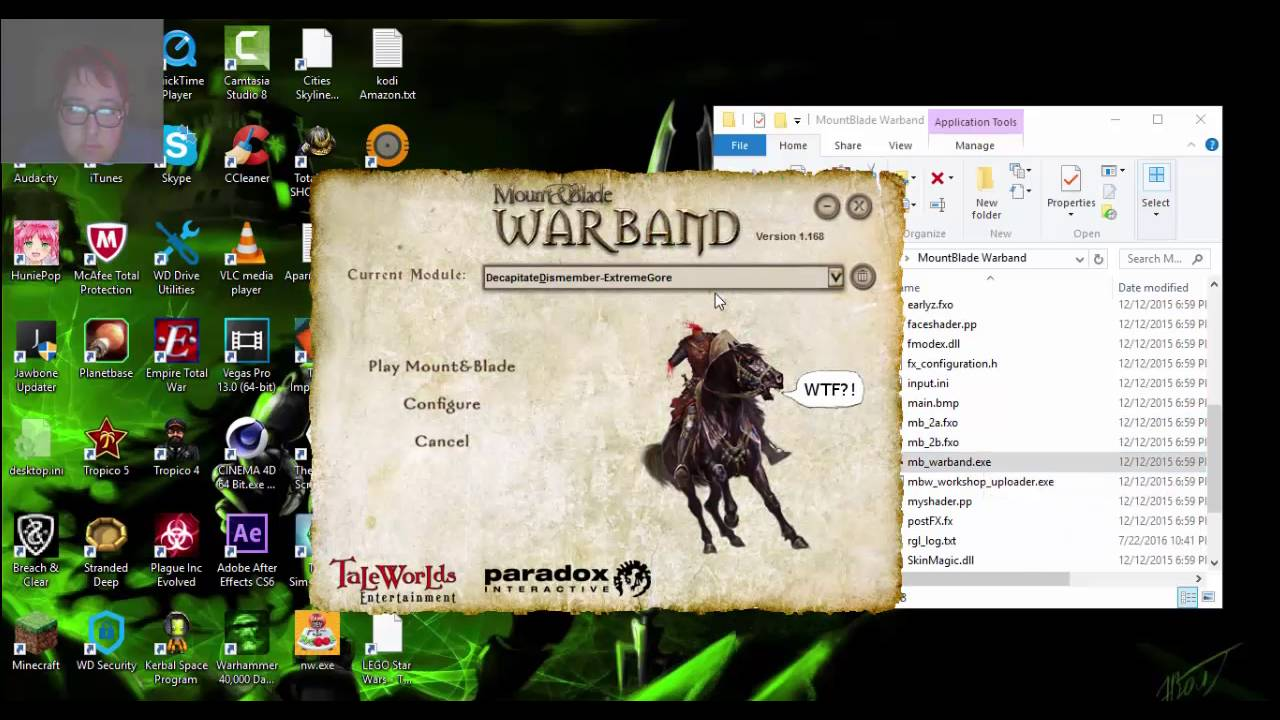 blade warband