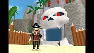 Roblox Escape Treasure Island Avec Molly!