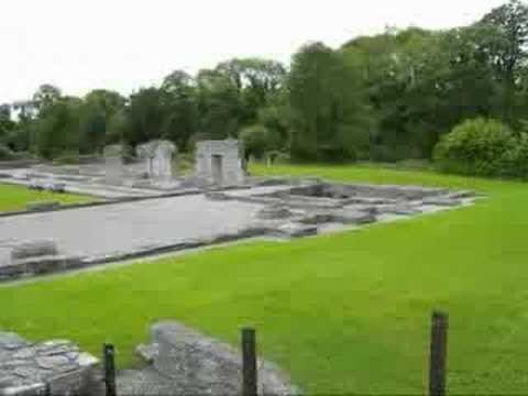 Mellifont Abbey, Co. Louth, Ireland