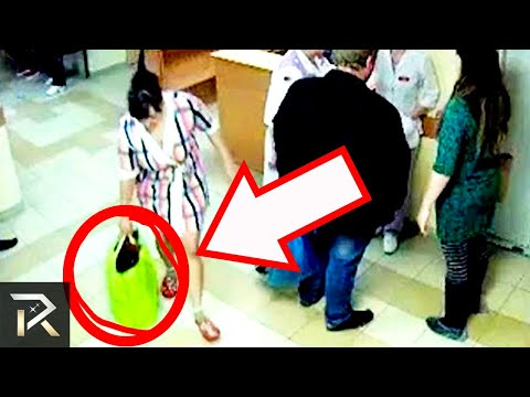 10 Craziest Things That Have Ever Been Stolen by Thieves