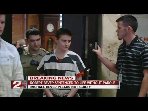 Robert Bever Sentenced To Life Without Parole