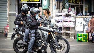 Спецназ израильской полиции защитит хасидов в Умани