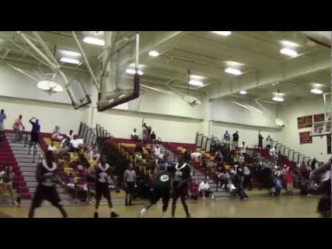 Basketball Tournament Highlights #02 at Osgood Shootout 2012 New Britain, CT