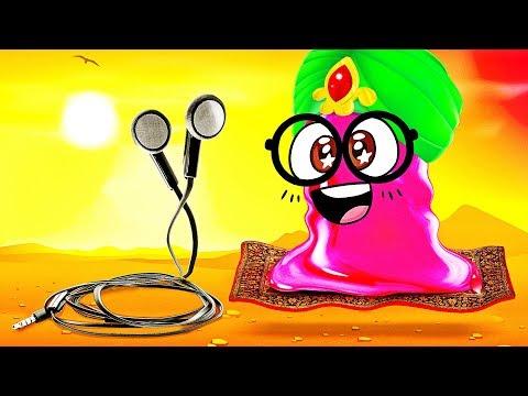 Slime Sam the EARPHONES TRAINER