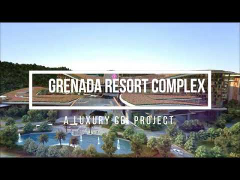 Grenada Resort Complex - A Luxury Citizenship by Investment Project