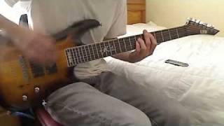 Deftones - Needles and Pins (guitar cover)
