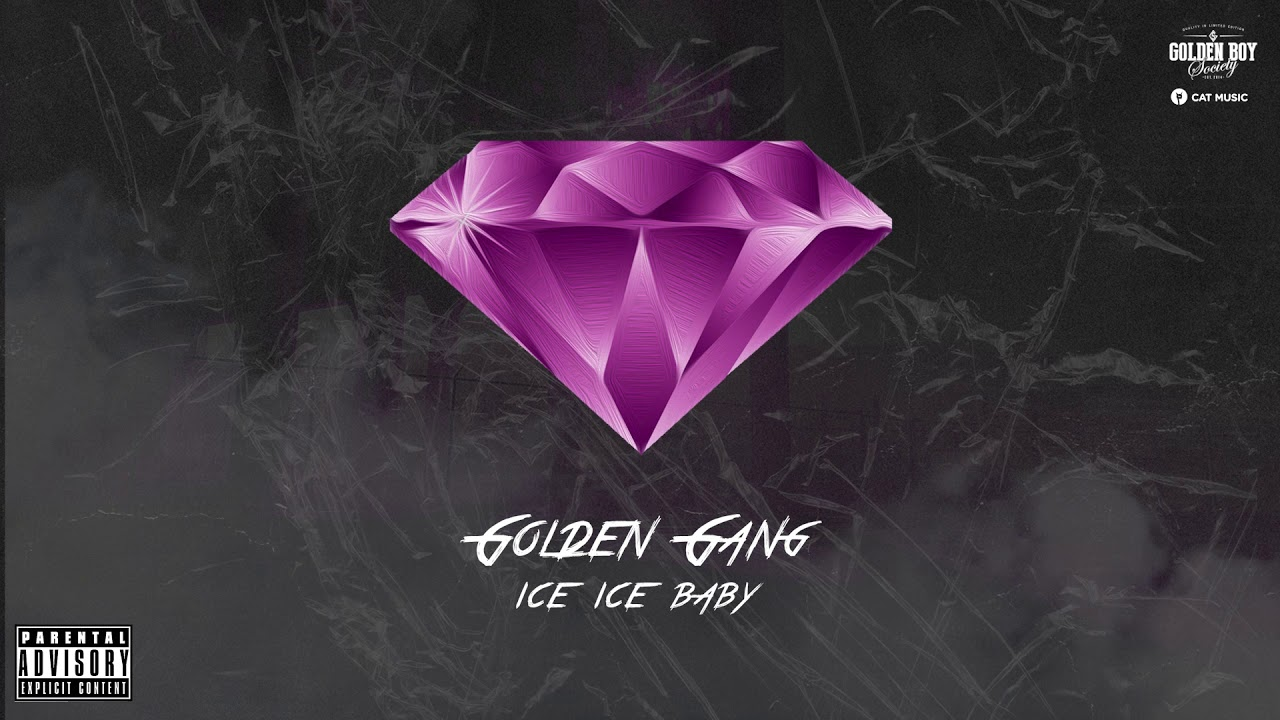 GOLDEN GANG - Ice Ice Baby (Alex Velea, Arkanian, Lino Golden, Rashid, Jon Baiat Bun, Lazy Ed)