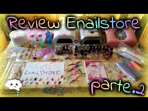 Review Enailstore -parte2- (Nail Polish/Nails/Soak Off) | PuccinaCreations