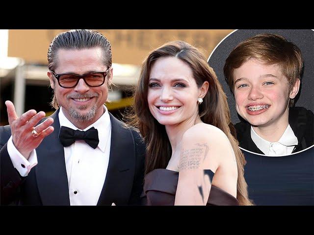 Shiloh Jolie Pitt, Angelina Jolie and Brad Pitt's first biological child, Looks Like Now?