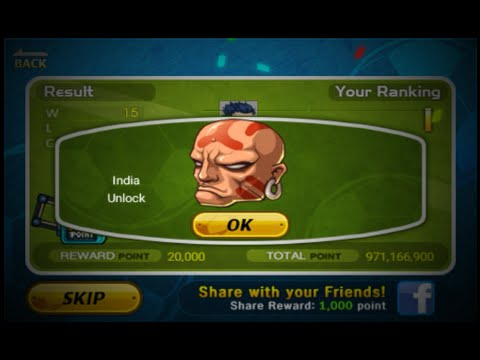 How To Unlock India In Head Soccer (Amateur League)