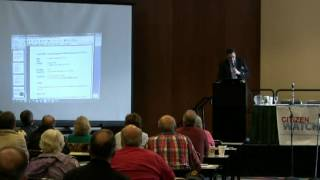 Citizen Watchdog Training - Getting State Public Records (foia)