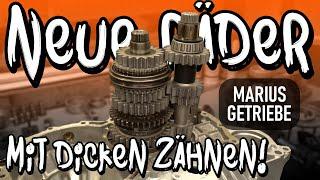 Ein geradverzahnter Radsatz für Marius 02a Getriebe! - Westwood Performance Teil 2 | Philipp Kaess |