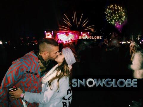 SNOWGLOBE MUSIC FESTIVAL 2016 Vlog #LITGLOBE