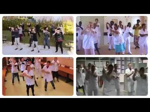 Danse du SHA - Hand rub dance - 2012