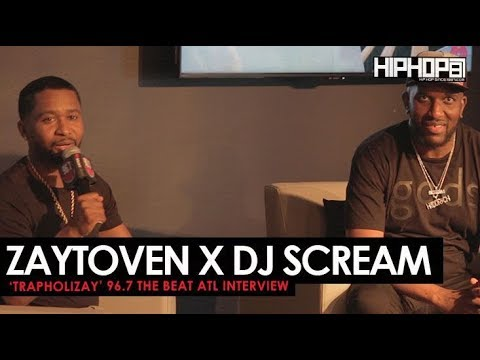 DJ Scream x Zaytoven Talk 'Beastmode 2', Working with Jay Z & More (96.7 The Beat Meet & Greet)