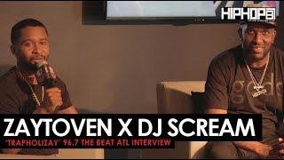 DJ Scream x Zaytoven Talk 'Beastmode 2', Working with Jay Z & More (96.7 The Beat Meet & Greet)