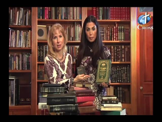 Qur'an & Bible by Dr.Cynthia Becoming Christian from Muslim