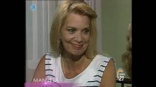 """🎭 Сериал """"Мануэла"""" 206 серия, 1991 год, Гресия Кольминарес, Хорхе Мартинес"""