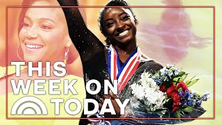 Simone Biles Makes History, Tiffany Haddish Opens Up, & MORE | TODAY