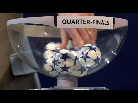 Uefa Champions League Quarterfinal Draw 2017 Prediction Gone Wrong