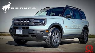 2021 Bronco Sport - BADLANDS | The World's Most Expensive Bottle Opener