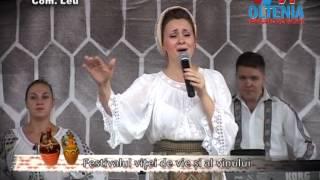 Camelia BALMAU - Sta murgul legat la gard - Spectacol LIVE com. LEU █▬█ █ ▀█▀ 2014