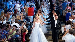 André Rieu & 150 dancers - Lara's Theme & Light Cavalry