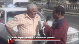 Reportaje de Betulio Gonzales