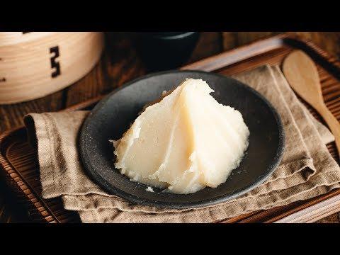 how-to-make-white-bean-paste-(shiroan)-(recipe)-白あんの作り方-(レシピ)