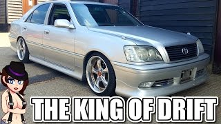 🐒 THE WORLDS MOST GANGSTA DRIFT CAR - TOYOTA CROWN 1JZ