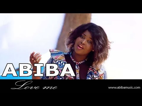 "Nouveau clip de Abiba ""Love me"""