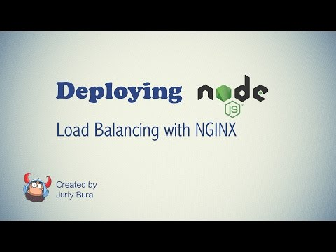 Load Balancing with NGINX