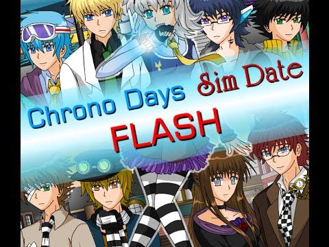 Chrono Days Sim Date - Dating Sim Sunday