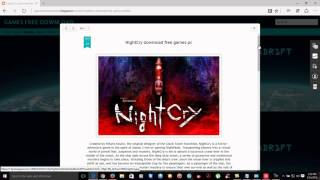 NightCry download free games pc