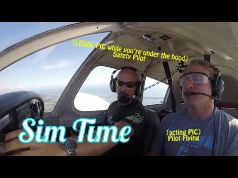 How to both Log PIC Time | Under the Hood | Sim Instrument