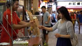 Ăn Kem THỔ NHĨ KỲ tại Nhật || 47