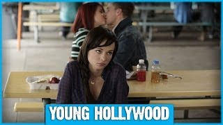AWKWARD Set Tour with Ashley Rickards and Co-Stars!