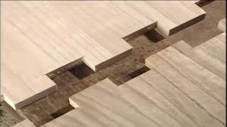 The Finest Experienced Carpenters : Katayama Haruo and Master Craftsman Ījima Masao