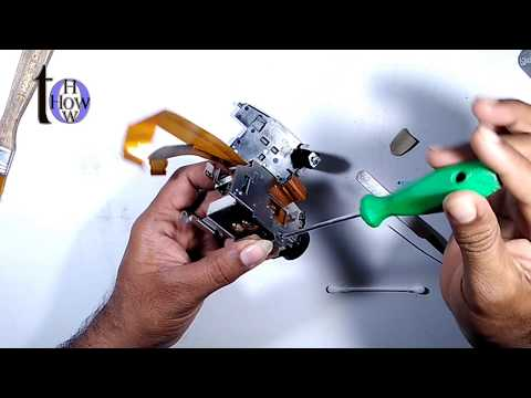 How To Fix Sony Hxrmc 1500 Error E:62:10 E 62:12 Part 3