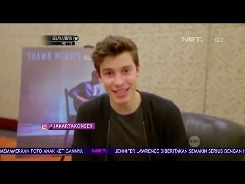 Shawn Mendes Membuat Video Berbahasa Indonesia