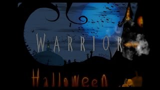 warrior halloween嚇破膽