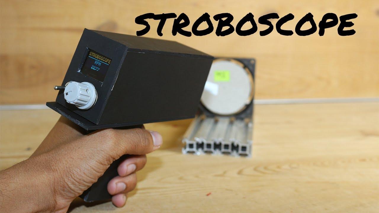 Diy Arduno Based Stroboscope Youtube Make Printed Circuit Board Pcbgogo