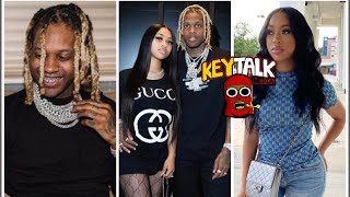 Lil Durk & Girlfriend India SHOT AT home invaders after  BREAK IN, both GOT Assaulted Police SAY